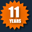 12 years of Farnborough web design and SEO services
